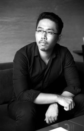 創夏設計創辦人暨創意總監-王斌鶴先生